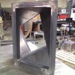 custom fabricated steel