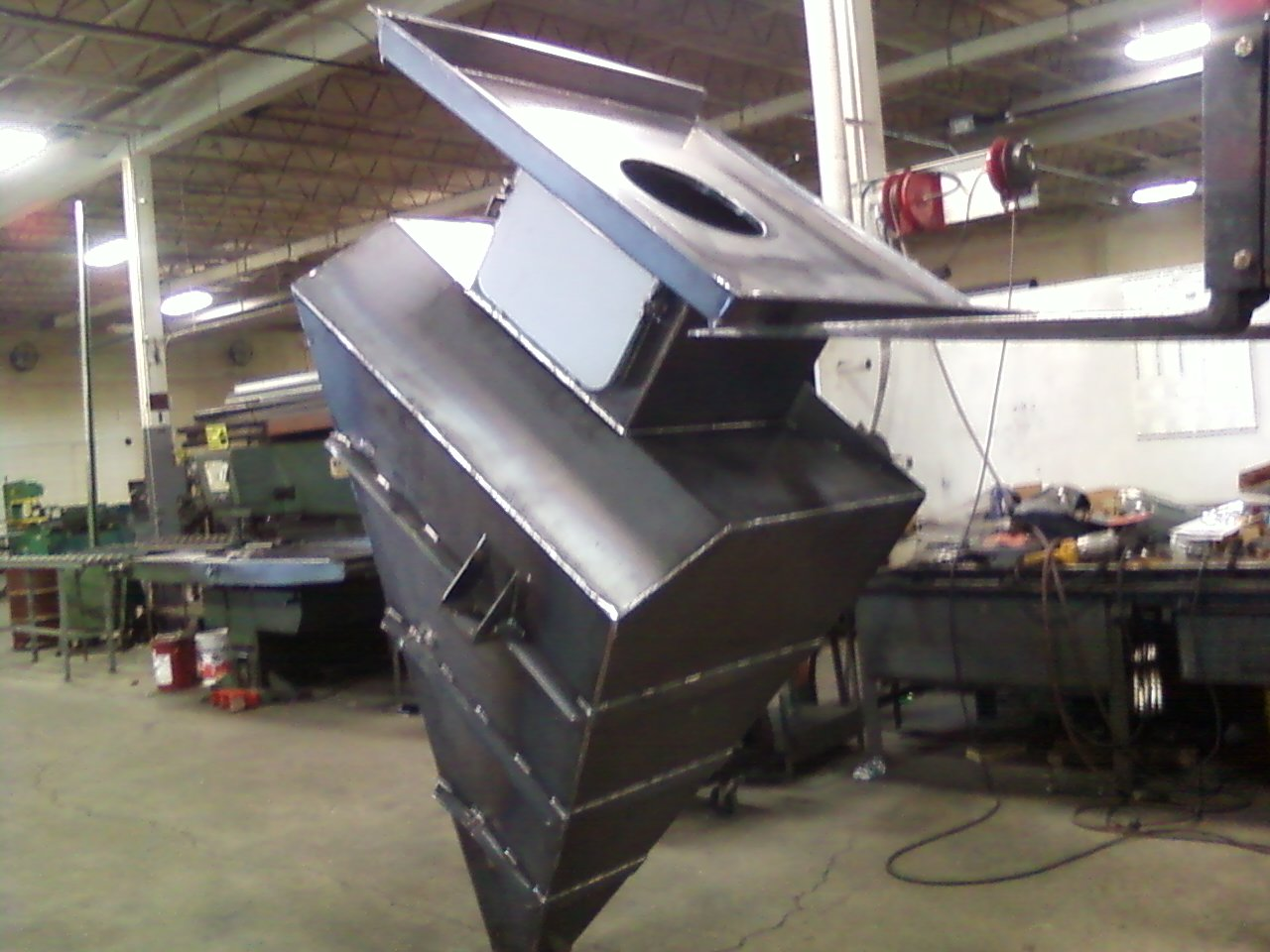 Custom Metal Fabrication Msm Works Minneapolis Mn